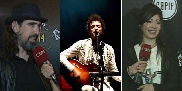 Los famosos recordaron a Gustavo Cerati en la alfombra roja de los Gardel