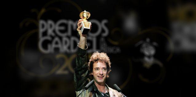 Las palabras de Gustavo Cerati al recibir un premio Gardel en 2007