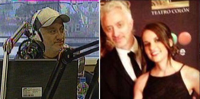 Finalmente, Andy Kusnetzoff confirmó su relación con su productora: Estoy de novio