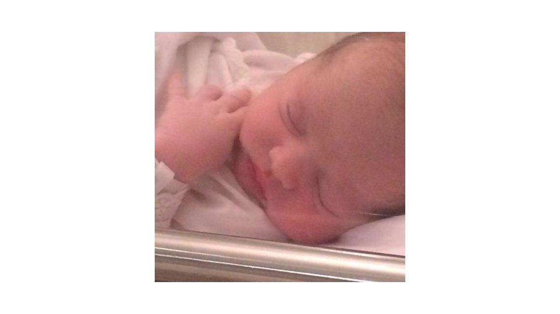 Máximo, el bebé recién nacido de Mariana Fabbiani: presentación en sociedad