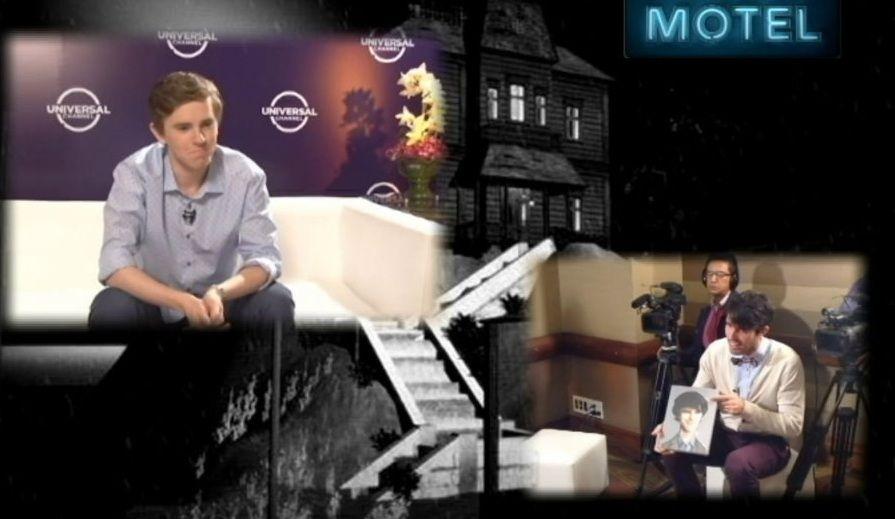Freddie Highmore detalló su nuevo papel protagónico en Bates Motel