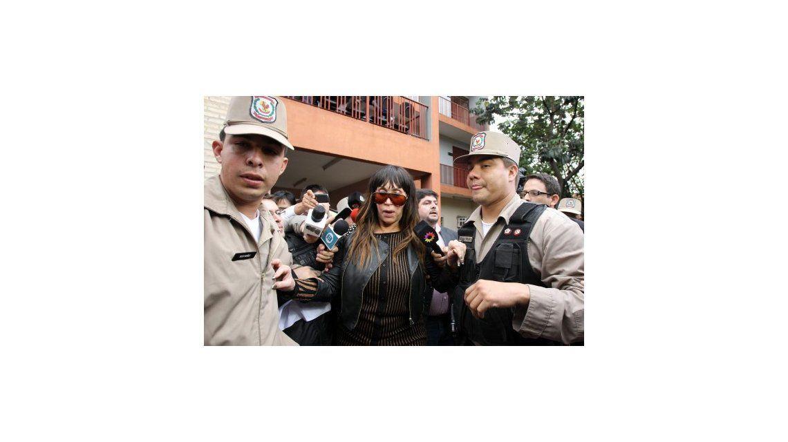 La corte rechazó la extradición de Moria Casán a Paraguay