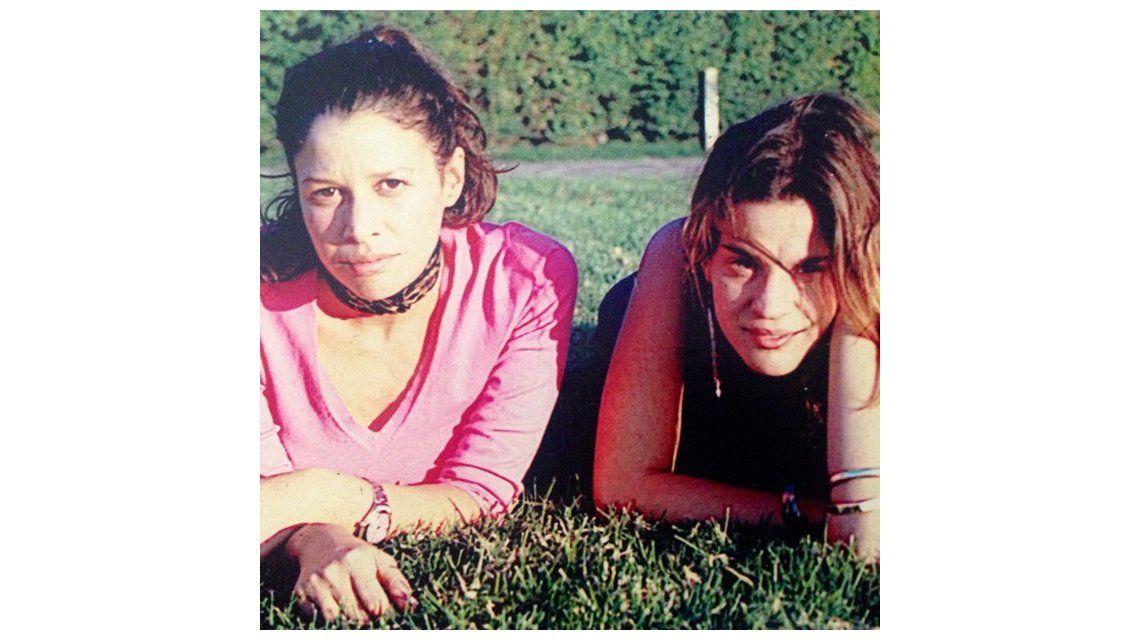 Las fotos retro de Julieta Ortega, Leticia Brédice y Carolina Fal