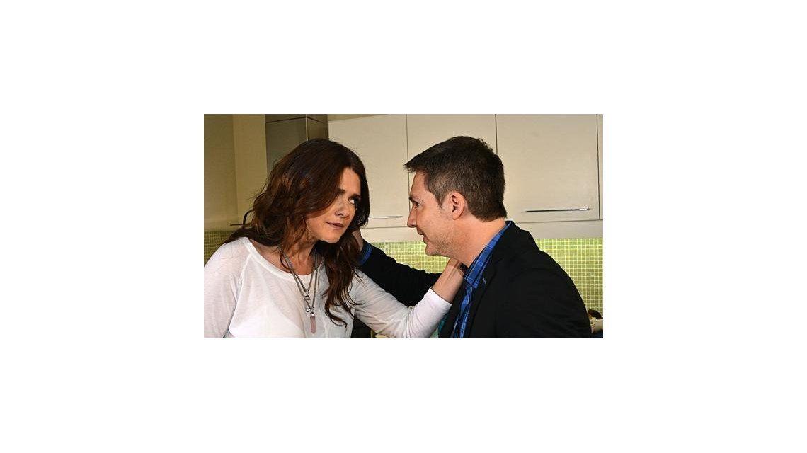 El violento encuentro entre Adrián Suar y Araceli González
