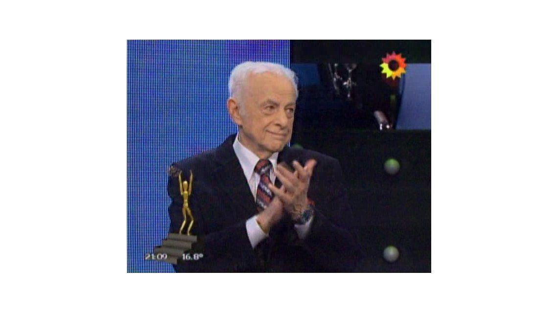 Gerardo Sofovich perdió en Los 8 escalones con la travesti Marlene Wayar