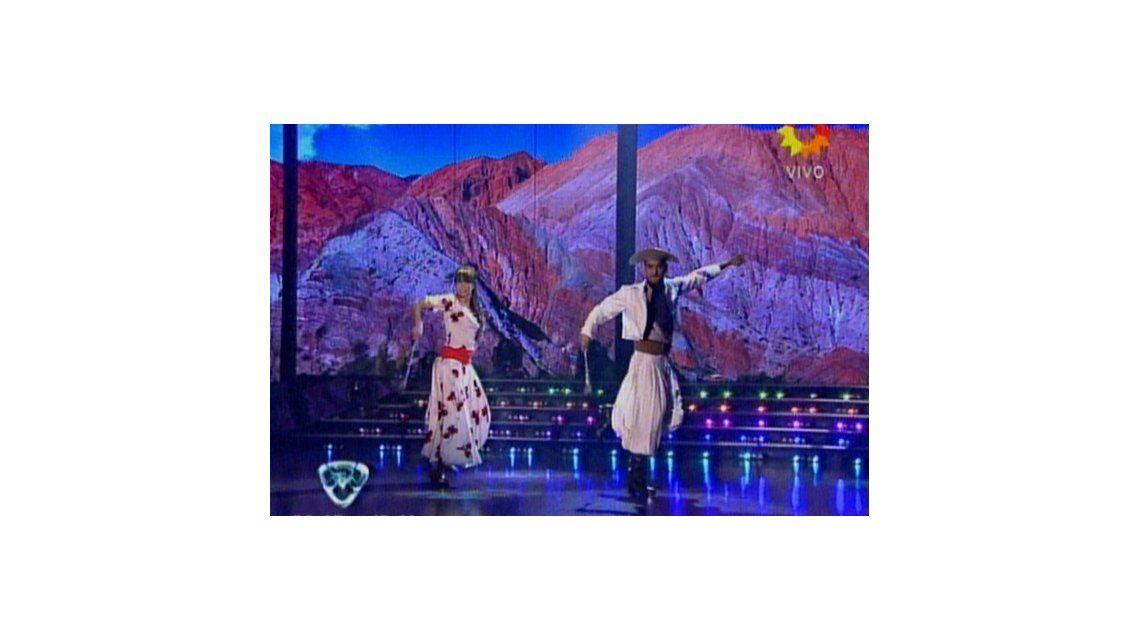 El feroz cruce de la Griega Xipolitakis y su bailarín; y la excelencia de Noelia Pompa, Eleonora Cassano y Laura Fidalgo