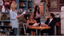 Friends volvió a la tele: la emoción de sus protagonistas por el reencuentro