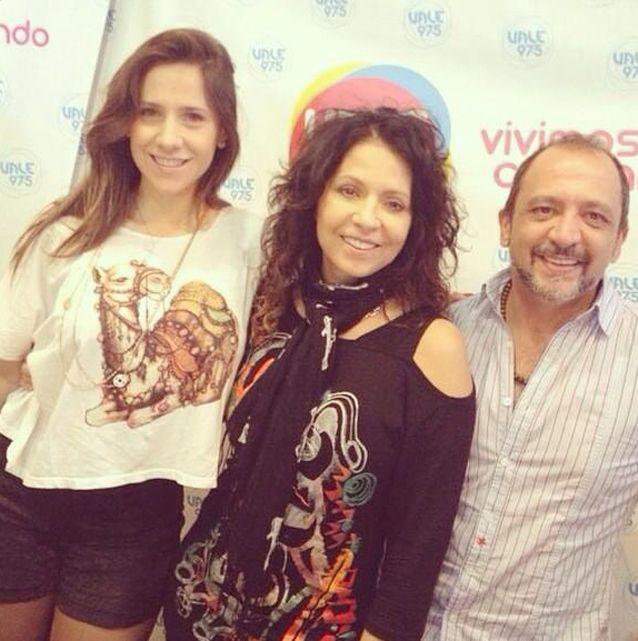 Patricia Sosa en un imperdible mano a mano con Julieta Camaño y Marcelo DAlessio