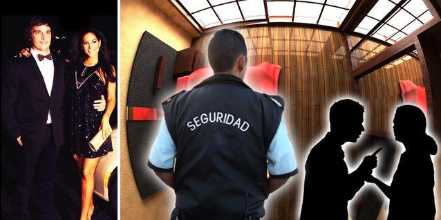 El violento episodio de Silvina Escudero con su ex: Tuve que llamar al personal de seguridad del edificio
