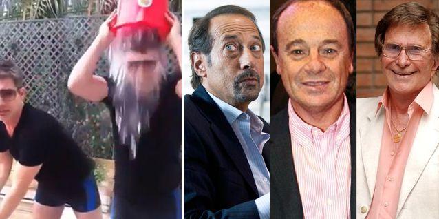 El look de Adrián Suar para el desafío del agua helada: nominó a Guillermo Francella, Pablo Codevilla y Silvio Soldán