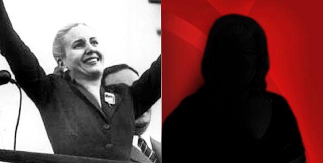 La nueva Evita: una famosa mujer popular, tentada para ser intendenta de Lanús