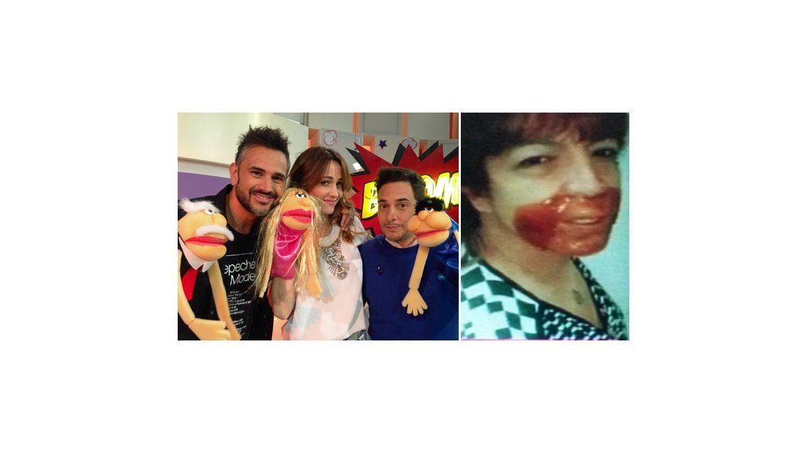 Invasión a la intimidad: El imperdible video de Lizy Tagliani depilándose el bigote