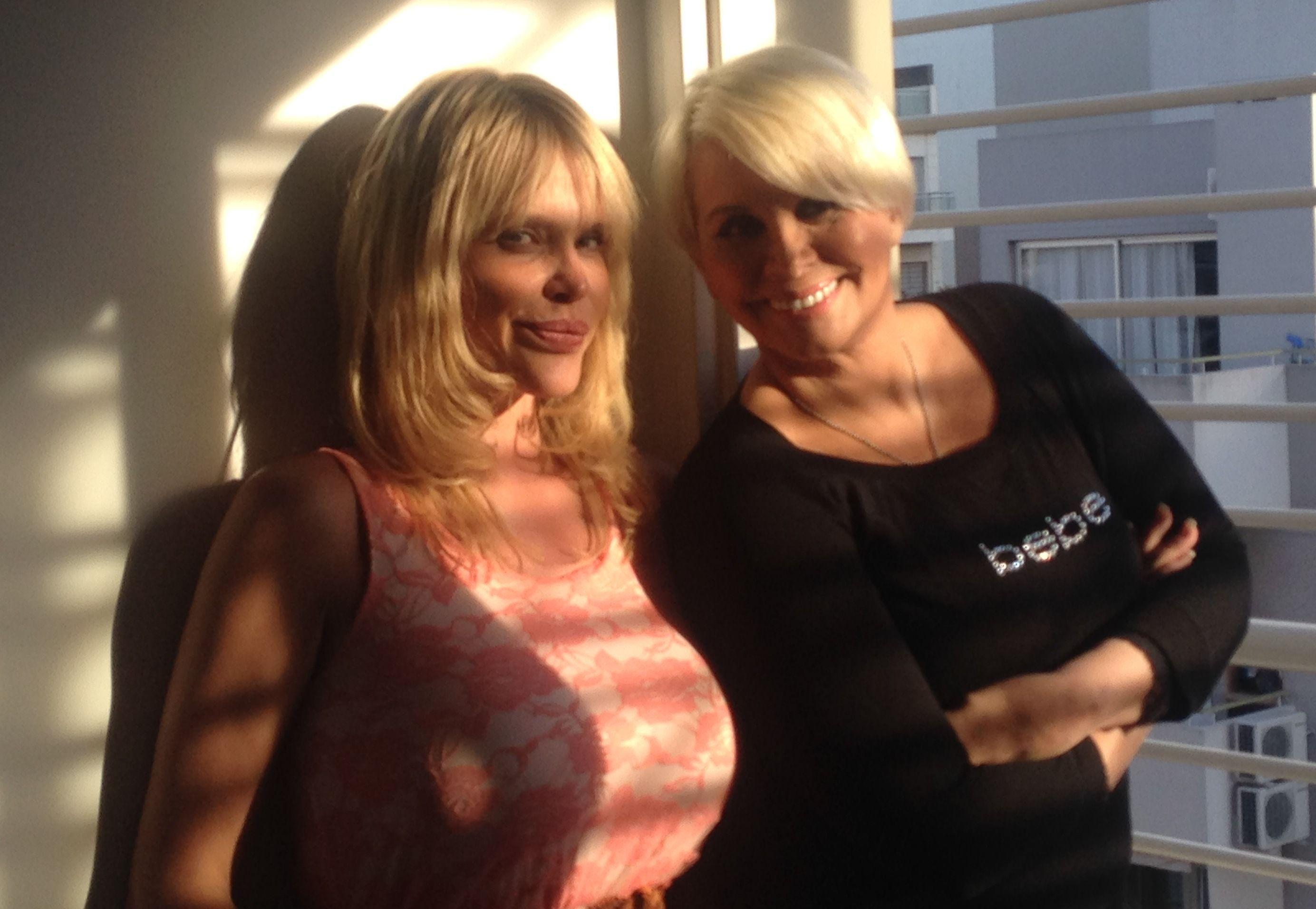 Carmen Barbieri y Nazarena Vélez van juntas a Carlos Paz para el verano 2015: los detalles