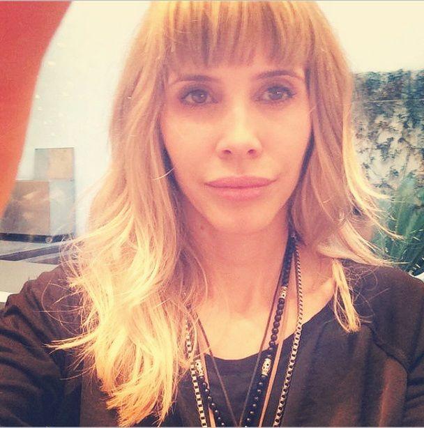 El cambio de look de Guillermina Valdes
