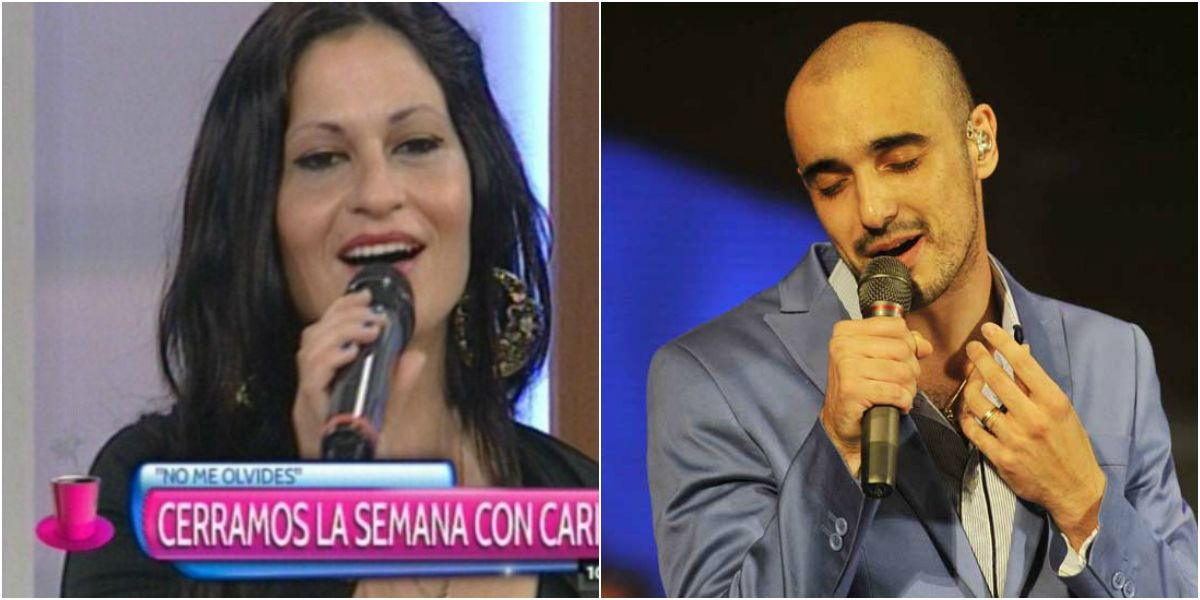 Las fanáticas de Abel Pintos indignadas con la madrastra de Wanda: hizo un cover de él
