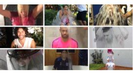 Baldazos parte 2: más famosos se animaron a la campaña del agua helada