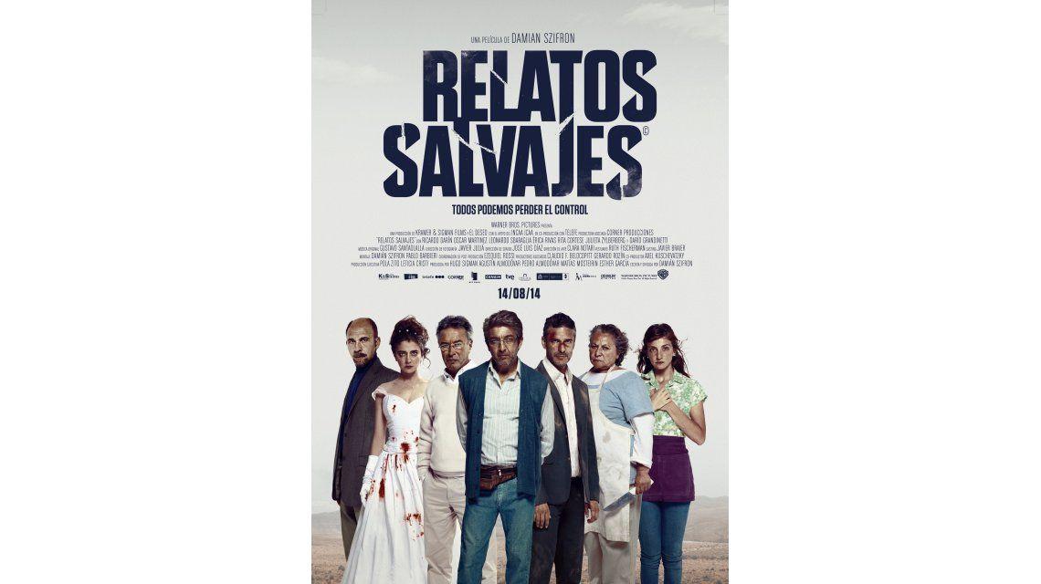 Orgullo Nacional: Relatos Salvajes pelea su lugar en los Premios Oscar