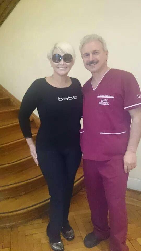El antes y después de Carmen Barbieri tras la operación