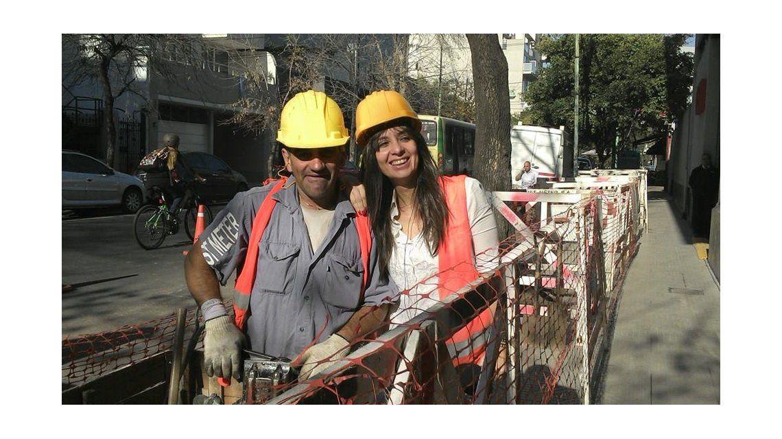 Eduardo Feinmann y Edith Hermida taladraron en la puerta de Radio 10 y C5N