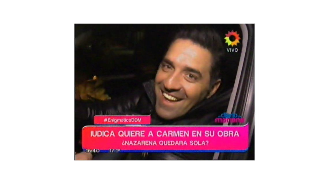 Primer escándalo del verano que viene: Iúdica quiere robarse a Carmen Barbieri