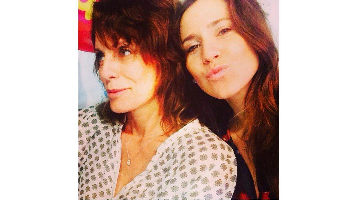 Julieta Camaño y Lizy Tagliani divertidas hablaron de todo en Tal para cual
