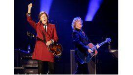 Paul McCartney confirmó su gira en la Argentina a través de Twitter