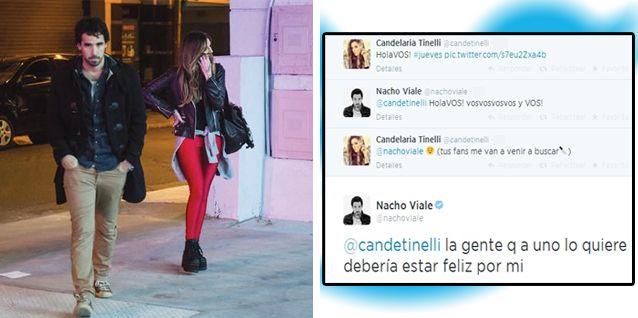Nacho Viale y su romance con Candelaria Tinelli: La gente que me quiere debería estar feliz por mí