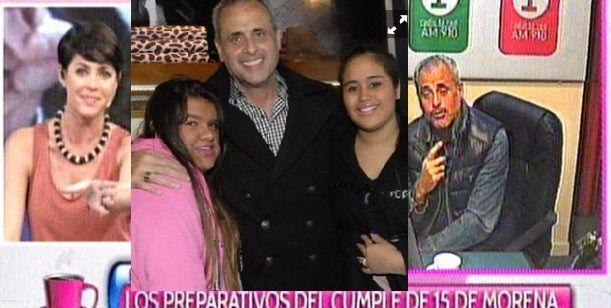 Jorge Rial: Mis hijas tenían miedo de que las mataran