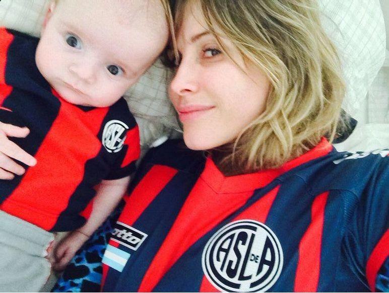 La cábala de Marcelo Tinelli: Gracias Lolito por venir con la Copa bajo el brazo