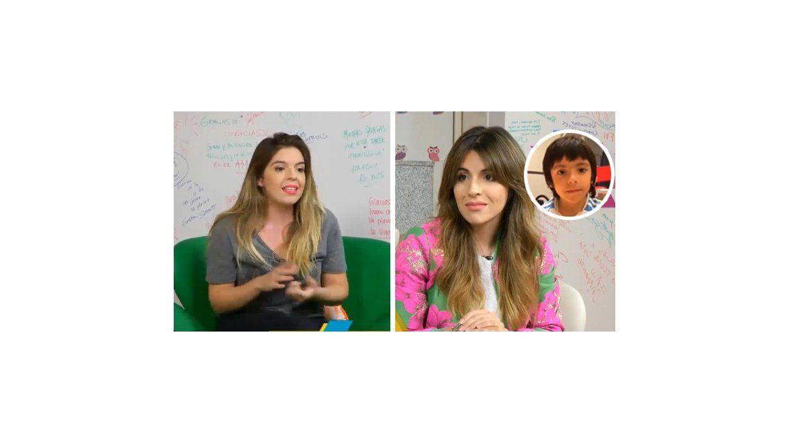 La entrevista de Dalma a Gianinna Maradona y el video emotivo de Benjamín Agüero