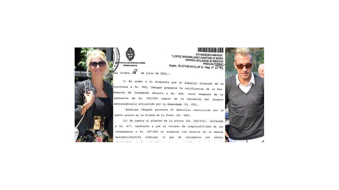 El fallo contra Wanda: aunque no es definitivo, Maxi López va por millonaria multa
