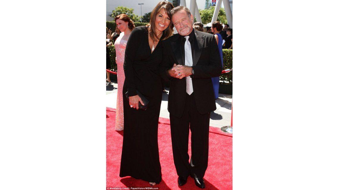 Los últimos días de Robin Williams con vida: su viuda reveló el sufrimiento del actor