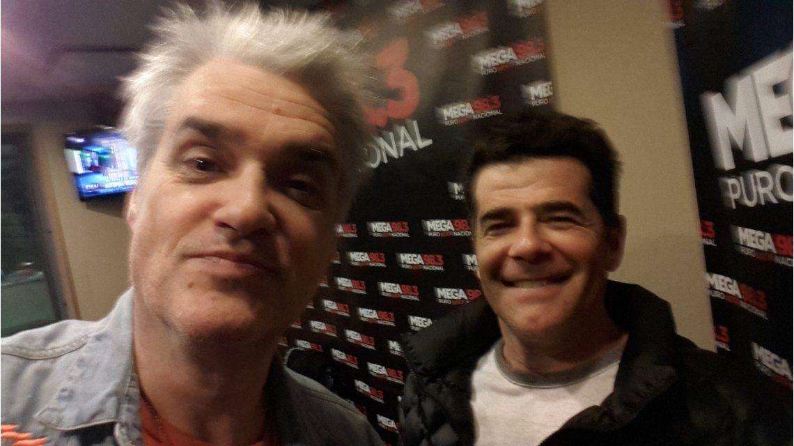 Julián Weich presentó su nuevo proyecto televisivo en Pettinato & yo