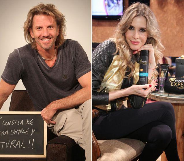Adrián Suar quiere a Guillermina Valdés para la novela de Facundo Arana