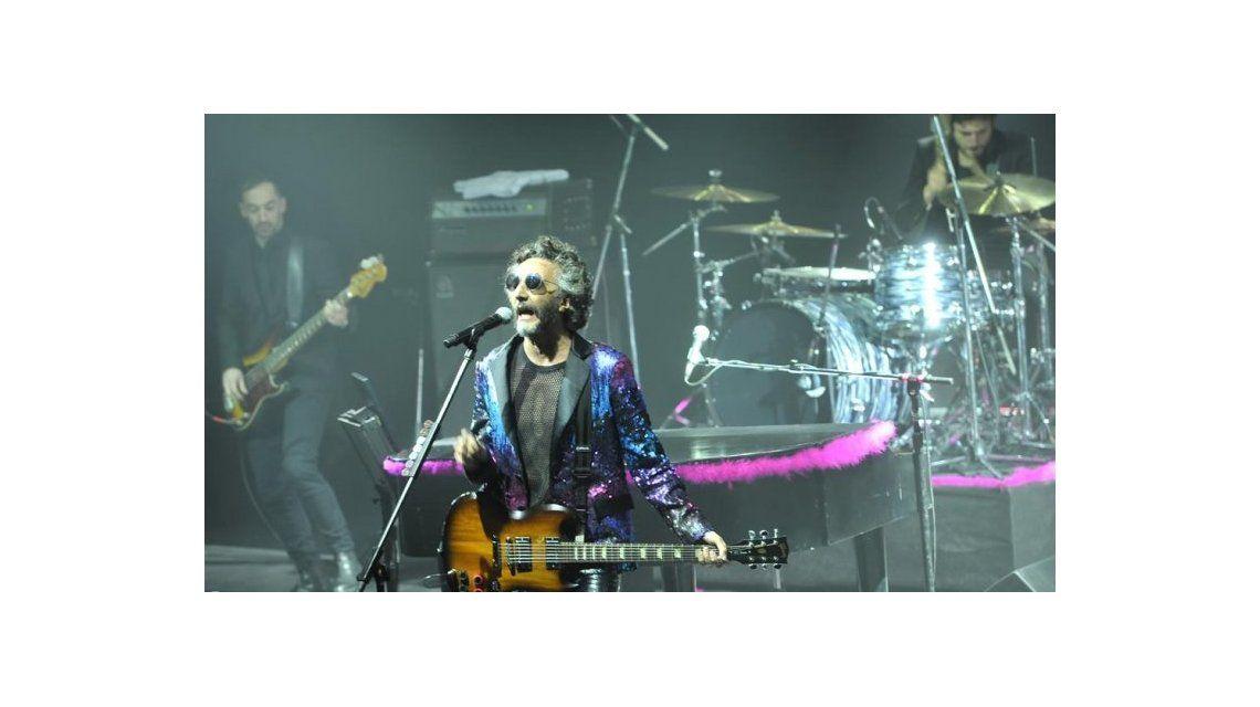 La respuesta de Fito Páez a la polémica por su canción contra Julia Mengolini