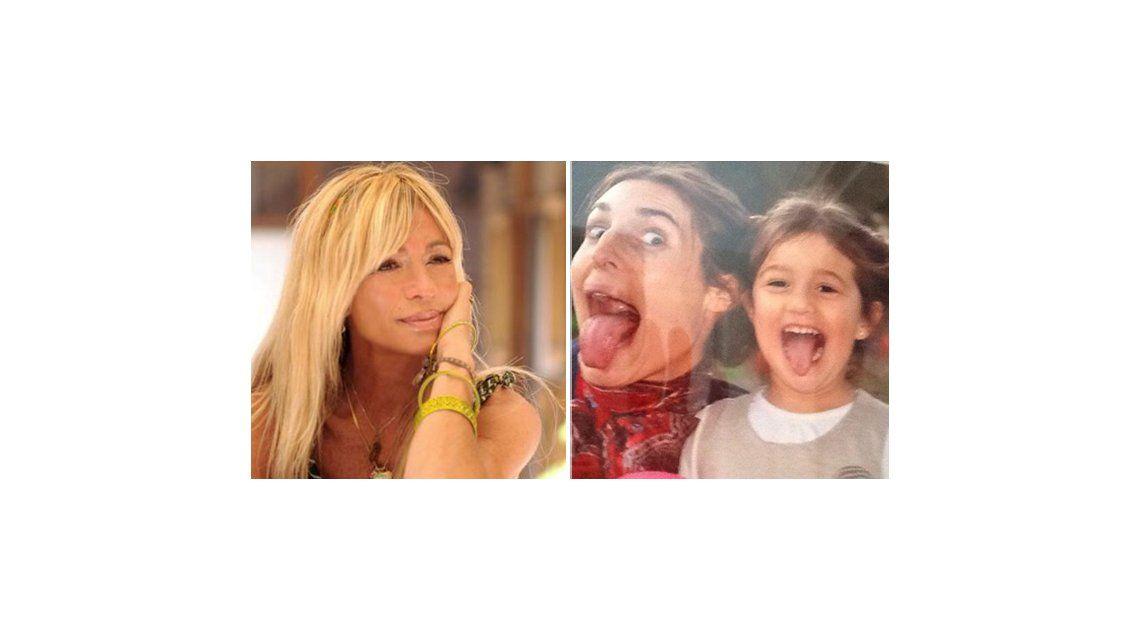 Cris Morena, emocionada, confesó: La sonrisa de Romina ilumina todo