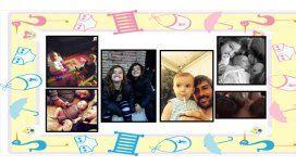 Día del Niño: Así festejaron los famosos