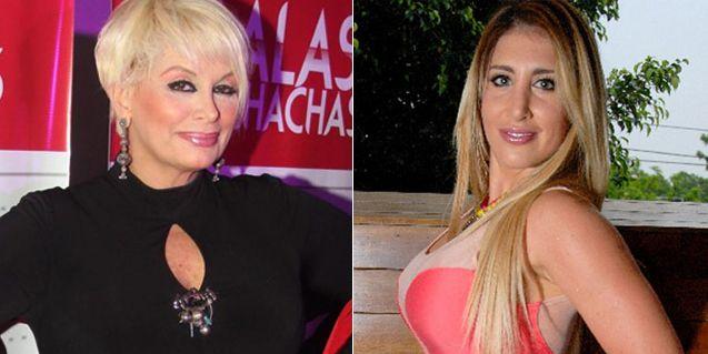 Carmen Barbieri vs Ayelén Paleo: Sólo la llaman para hablar de mí, en mi vida no existe