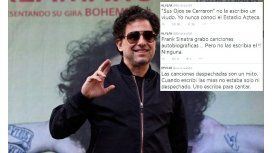 Calamaro salió a bancar a Fito Páez por su canción contra Julia Mengolini