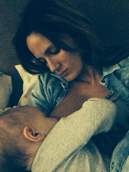 Semana de la lactancia: las famosas y sus hijos se sumaron a la campaña