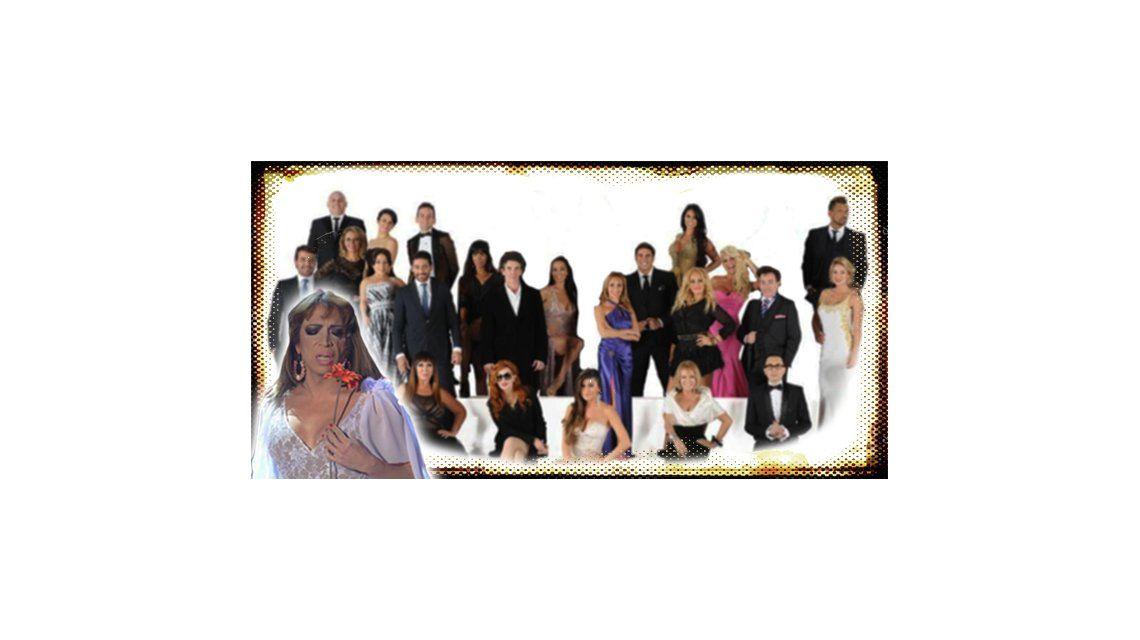 Polémica por la incorporación de Lizy Tagliani al Bailando 2014: las quejas de los famosos