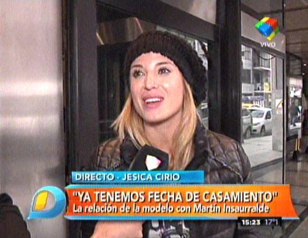 Operaron a Martín Insaurralde: Se terminó la enfermedad, confesó Jésica Cirio