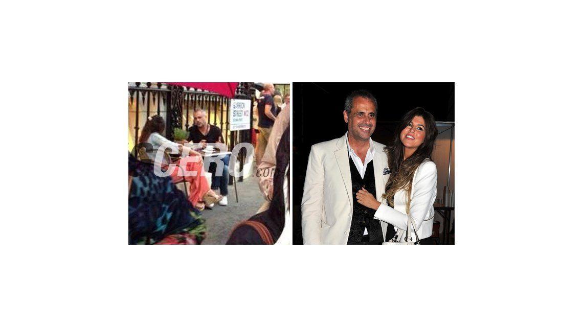 Jorge Rial contó detalles del viaje familiar y cómo será su casamiento con Loly Antoniale