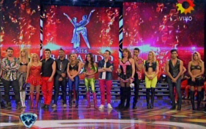 Bailando explosivo: Ocho parejas sentenciadas y Lizy Tagliani continúa en el certamen a pedido del público