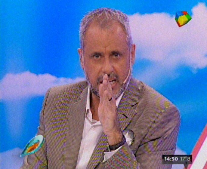 Jorge Rial: Sabés lo que nos costó rehacer la vida, no rompás más las pelotas