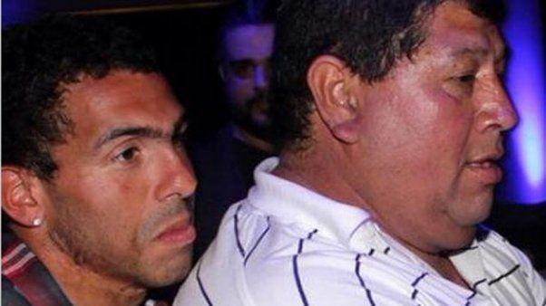 Carlos Tevez rompió el silencio después del secuestro a su papá