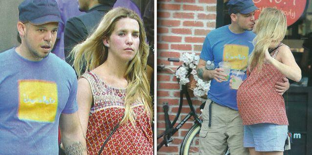 Soledad Fandiño y René de Calle 13: Queríamos tener un hijo y Dios nos dio su bendición