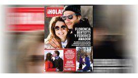 Florencia Bertotti y Federico Amador: escapada romántica en medio de rumores de boda
