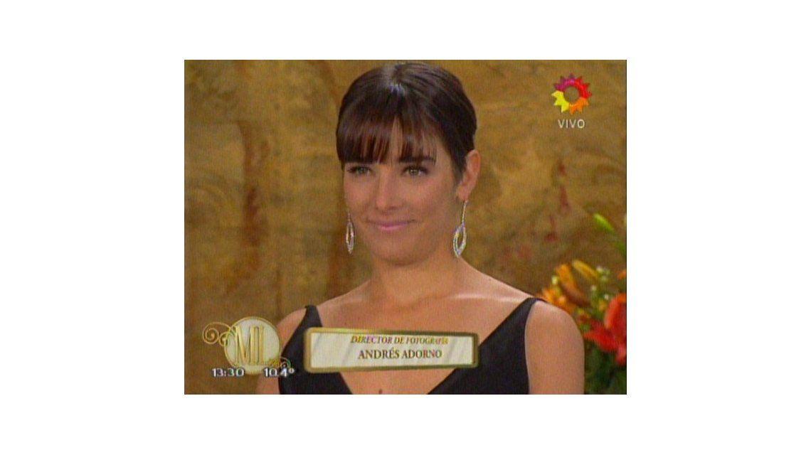 Juanita Viale habló de sus amores