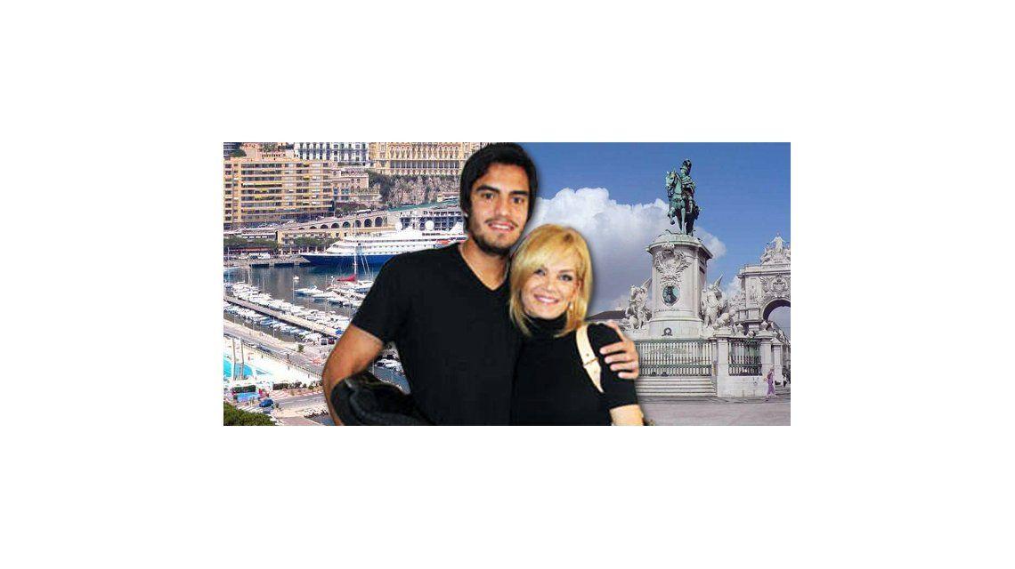 Eliana Guercio se muda de Mónaco a Portugal: vendieron a Chiquito Romero